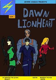 Dawn Lionheart Cover