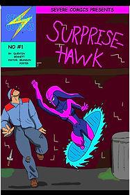 Surprise Hawk Cover