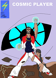 Cosmic Player Cover