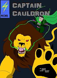 Captain Cauldro Cover