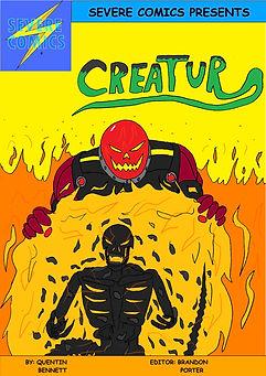 Creatur Cover