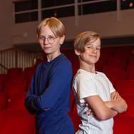 Mikael Ehn ja Veetu Hietanen