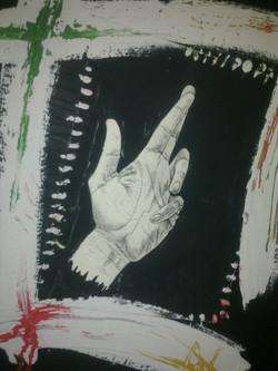 la mano del Faune