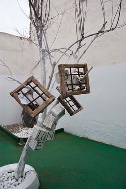 el árbol del Faune