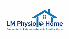 LM Physio @ Home logo