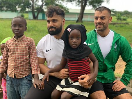 Liberia Aid July 2019