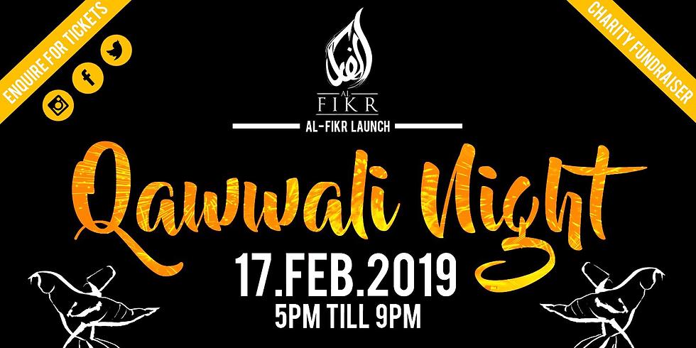 Qawwali night & Fundraiser