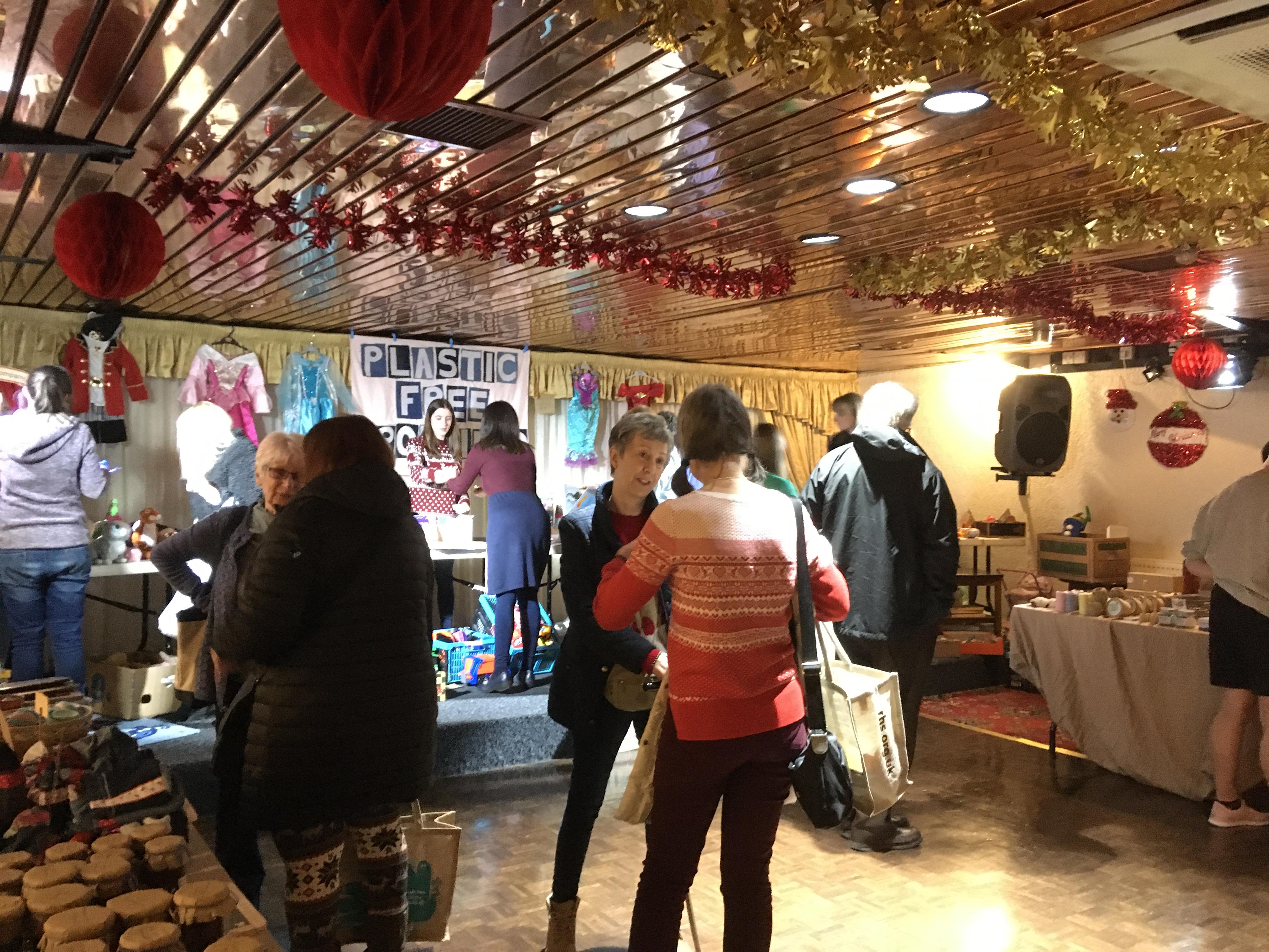 Festive Swap & Shop
