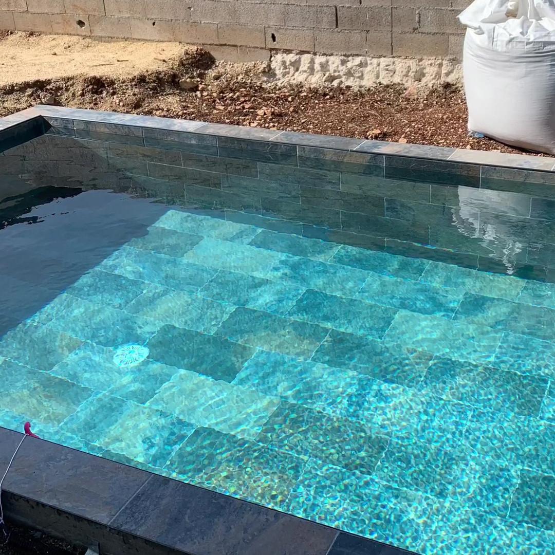 Vidéo construction piscine de A à Z