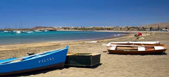 Playa Las Galletas