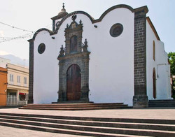 Iglesia San Pedro Guimar
