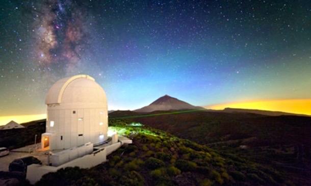 Laser-Estacion-Optica-Terrestre-Observatorio-de-El-Teide