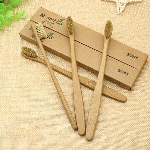 Bamboo Natural Toothbrush Adult Medium