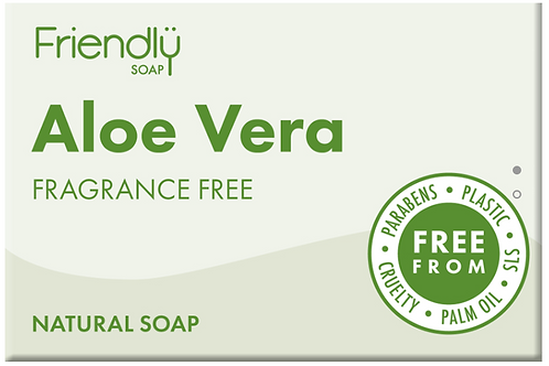 Friendly Soap - Aloe Vera Friendly