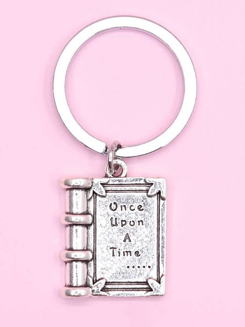 Once upon a time Keyring
