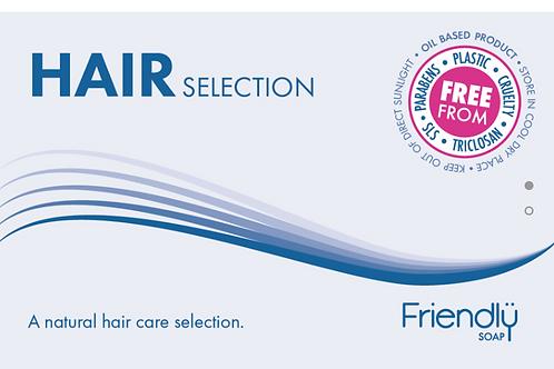 Friendly Soap Hair Selection Starter Pack