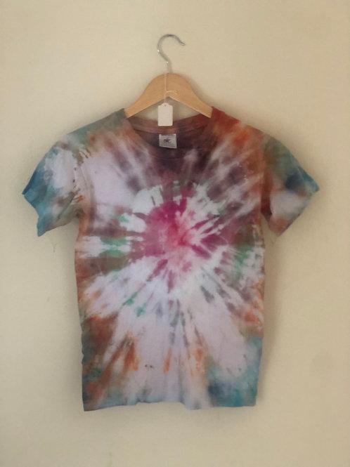 Children Hand Tie Dye Te Shirt (24)