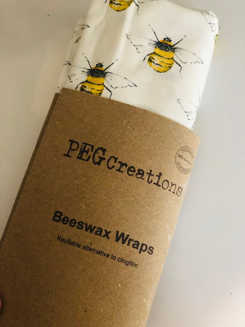 Beeswax Wrap Pack
