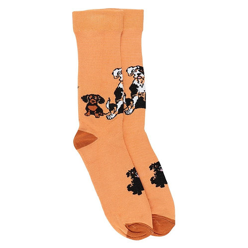 Dog Bamboo Socks size 7 - 11