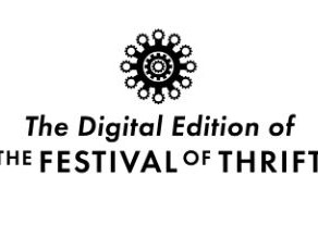 We are Apart of Festival of Thrift again!!!