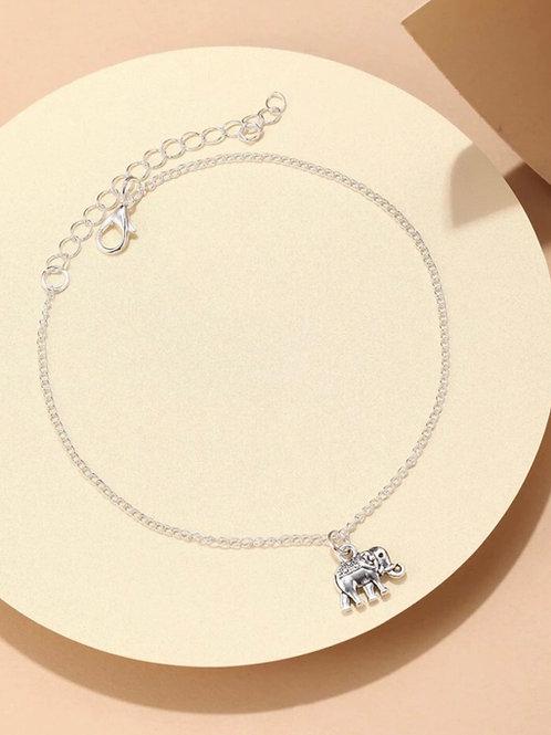 Elephant bracelet (fashion jewellery)