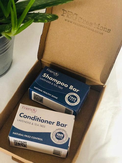 Eco Hair Starter Kit Box