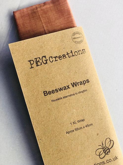 Beeswax XL Wrap