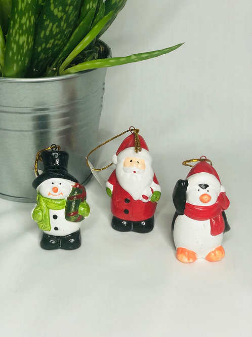 Pot Christmas decorations