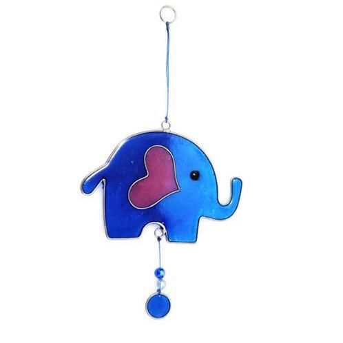 Elephant Suncatcher