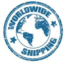 We Ship all over!!!!