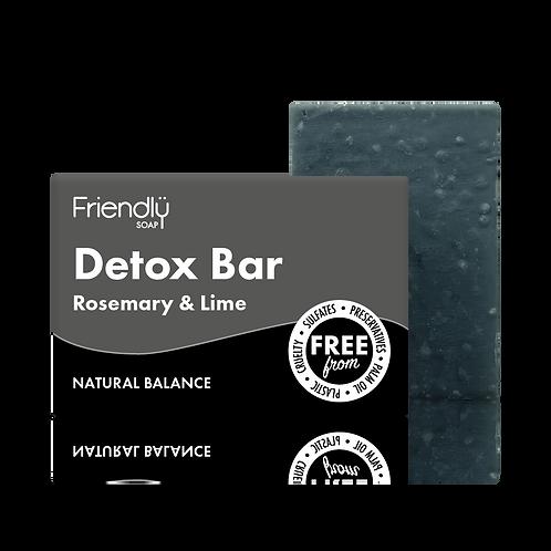 Friendly Soap -DETOX BAR