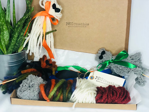 Halloween Letterbox Craft Kit