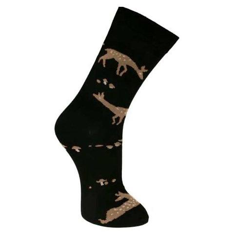 Deer Bamboo Socks size 7 - 11