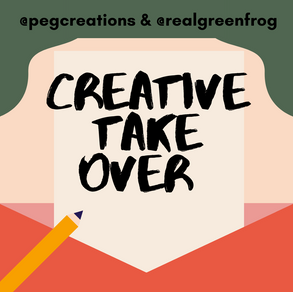 Creative Take over!
