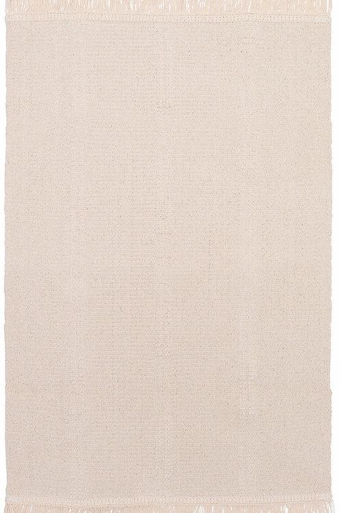 Plain Cream Fair Trade Mat