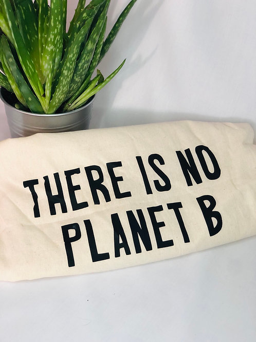 There is no Planet B Shopping bag