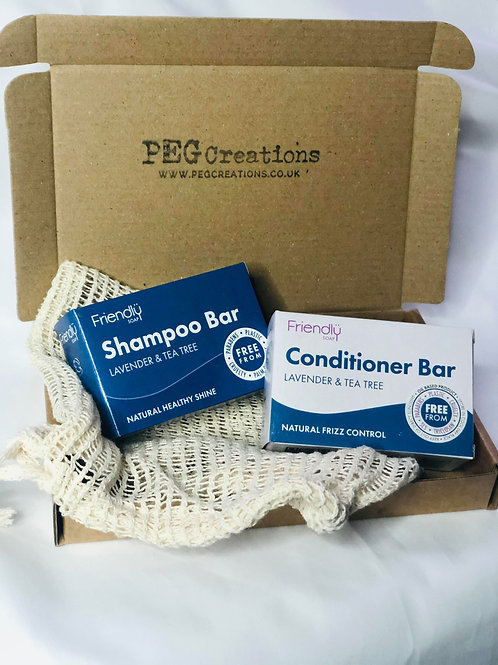 Eco Hair Starter Kit Box