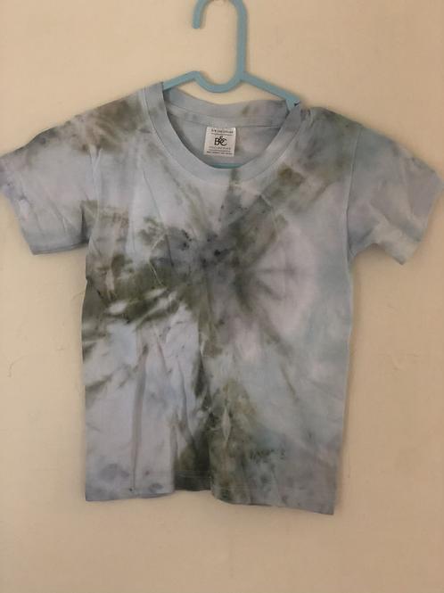 Children Hand Tie Dye Te Shirt (19)