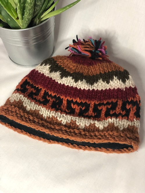 Fair Trade Wool Hat