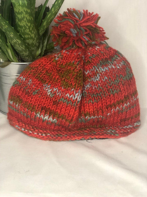 Childrens fair trade hat