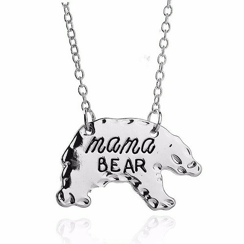 Mama Bear Fashion Necklace
