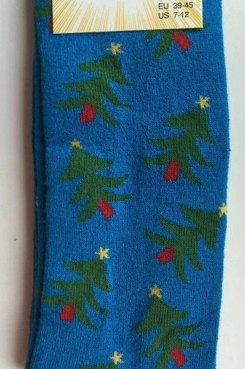 Christmas bamboo socks size 6-11