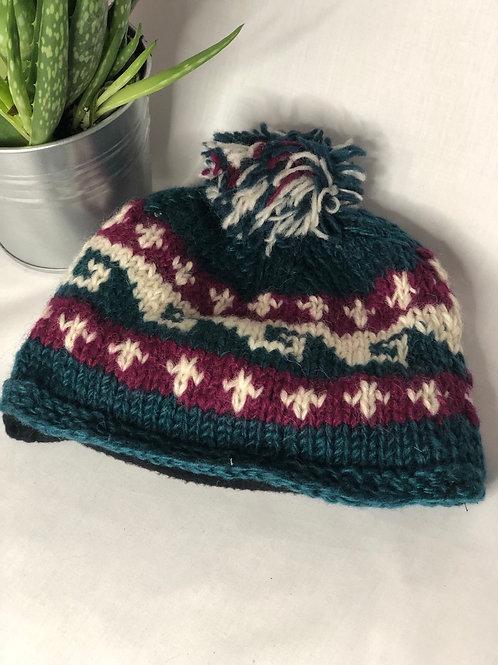 Fair Trade Wool Hat
