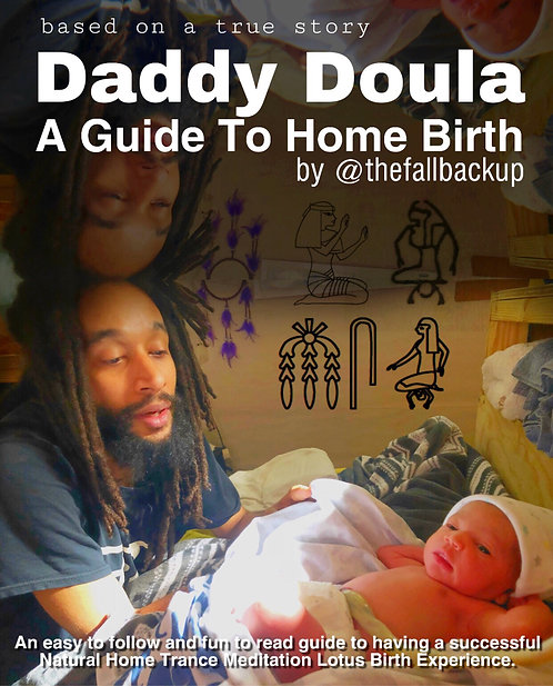 Daddy Doula Guide To Home Birth (e-book)