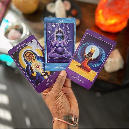 Triple Card Energy Readings