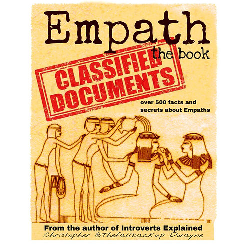 Empath The Book - Over 500 Facts and Secrets about Empaths