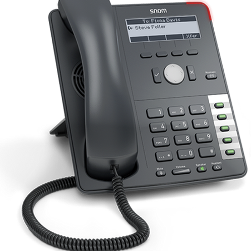 Snom 710 Desk Telephone
