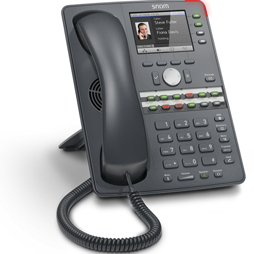 Snom 760 Desk Telephone