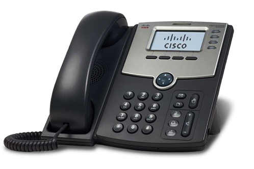 Cisco SME 4-Line IP Phone for Business SPA-504G