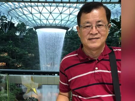 New Exco Member - Elder Tony Ng (Covenant Presbyterian Church)